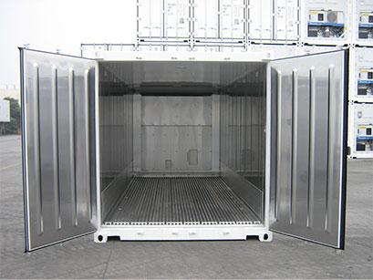 Двери рефконтейнера